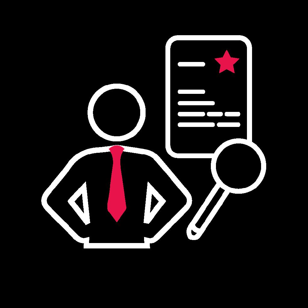 ikona kategorie - HR služby pro organizace